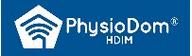 PhysioDom-HDIM Logo