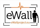 eWall for Active Long Living Logo