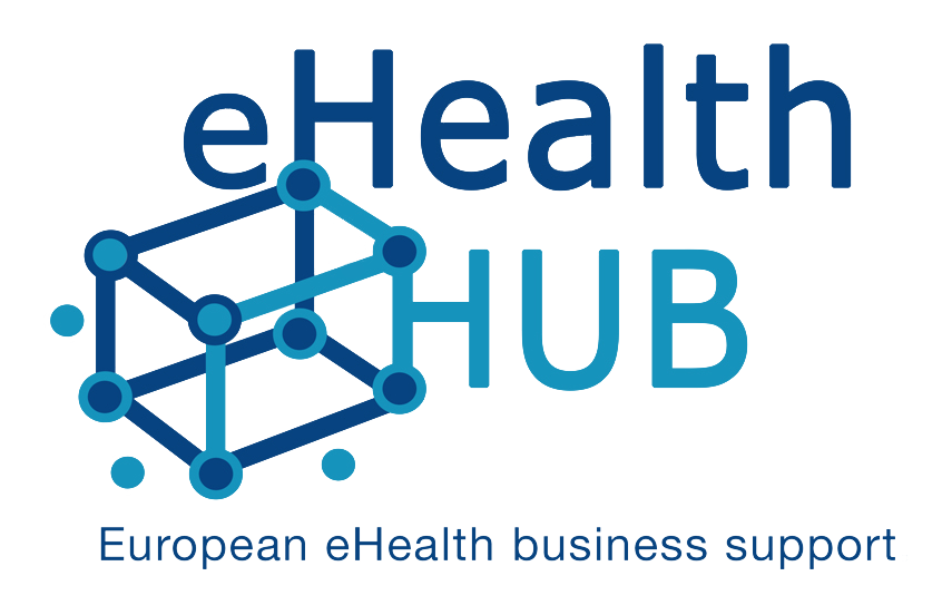 eHealth Hub, The European Hub for eHealth Business Support Logo